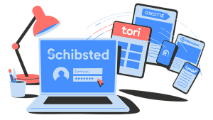 Schibsted-tili