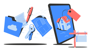 Processing of personal data within real estate advertising
